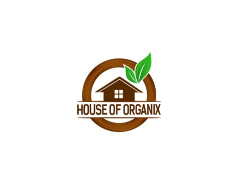 sribu logo design desain logo  produk makanan organi