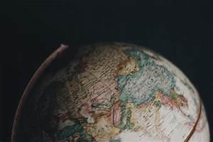 world map on Tumblr