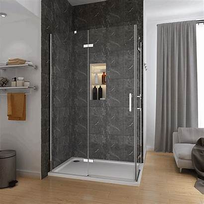 Shower Door Corner Frameless Entry Hinge Cubicle