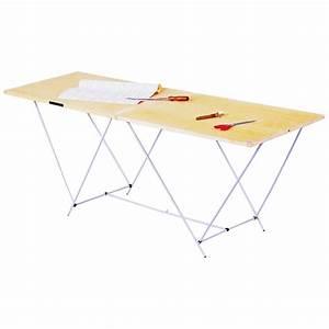 Table Pliante Leroy Merlin : table tapisser pliante ocai 60 cm x 2 m leroy merlin ~ Dode.kayakingforconservation.com Idées de Décoration