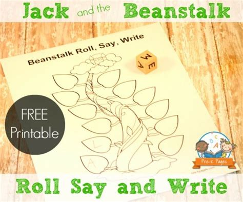 jack   beanstalk roll   write  ojays
