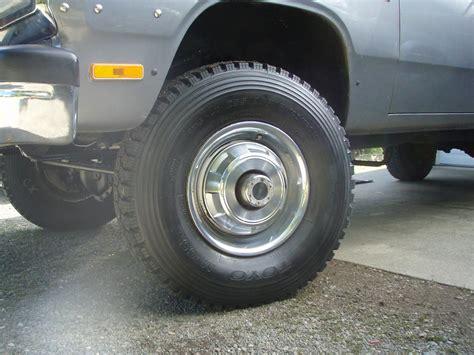 255/85R16's On a 1st gen - Dodge Diesel - Diesel Truck ...