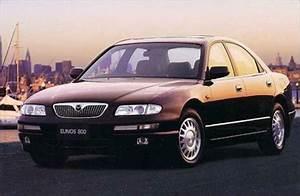 1994-1999 Mazda Eunos 800 Factory Service Manual