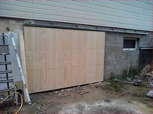 Porte Coulissante Isolante Thermique : isolation garage serval66 ~ Melissatoandfro.com Idées de Décoration