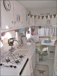 Anyone Can Decorate: Camping in Vintage Chic Style