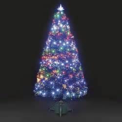 3ft galaxy multi colour fibre optic tree with leds ebay