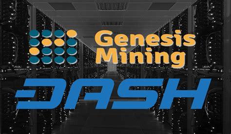 genesis cloud mining how to start mining dash with genesis cloud mining steps