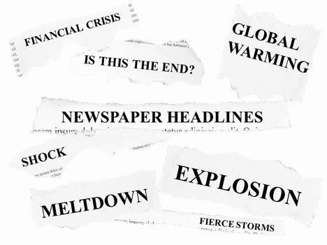newspaper headlines powerpoint template