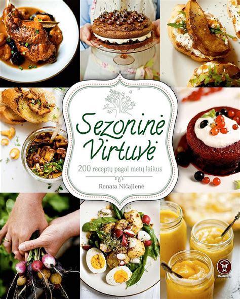 Sezonine virtuve-istrauka 3 | Books & magazines