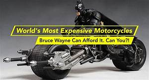 20 Most Expensive Motorcycles In The World - Fancy a Ride?