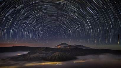 Sky Night Trail Nature 4k Wallpapers Resolution