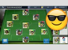 How To Build Squad in Dream League Soccer dream league