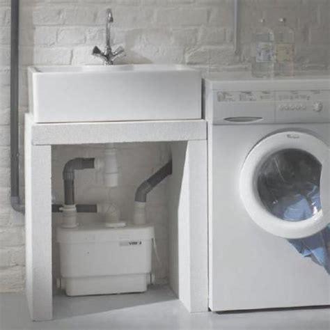 laundry sink pump reviews saniflo sanivite gray water pump