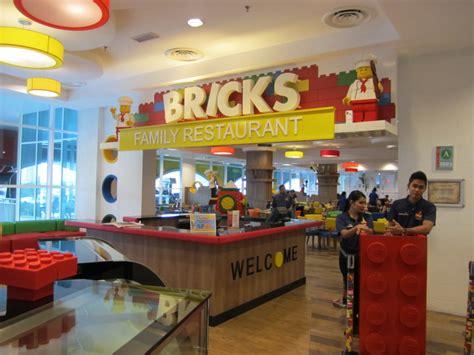 brick cuisine review legoland malaysia hotel premium adventure themed room