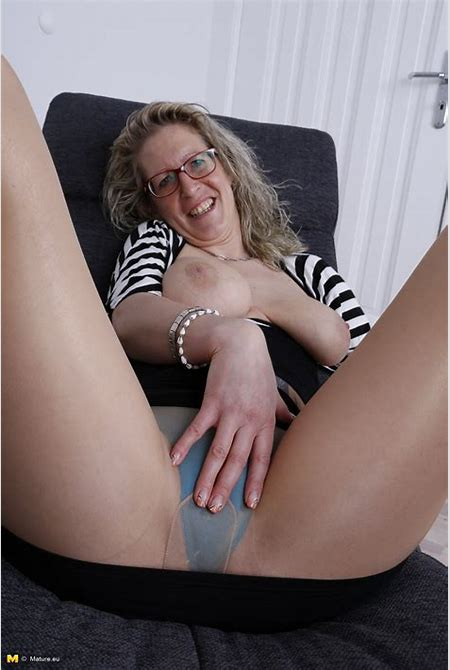 Naughty German housewife showing off her dirty mind - Pichunter