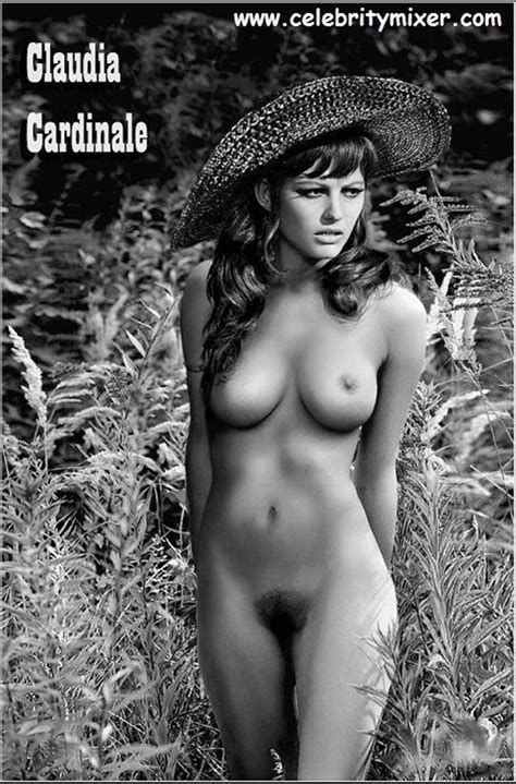 Sex Symbol Claudia Cardinale Nude Photos Scandal Planet