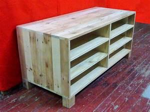 fabrication canape en palette With fabrication meuble en bois de palette