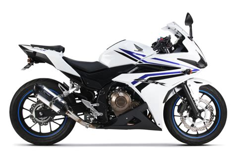 Honda Cbr500r Image by Honda Cbr500r S1r System 2016 2019 Two Brothers