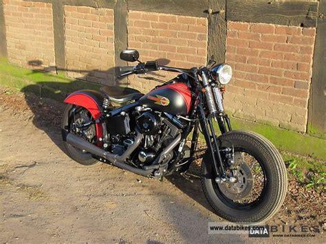 1995 Harley Davidson Flsts Fxsts Springer Bobber