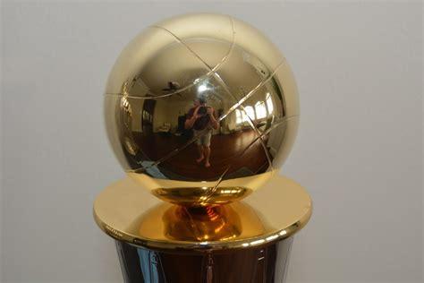 nba finals mvp trophy trophyclone