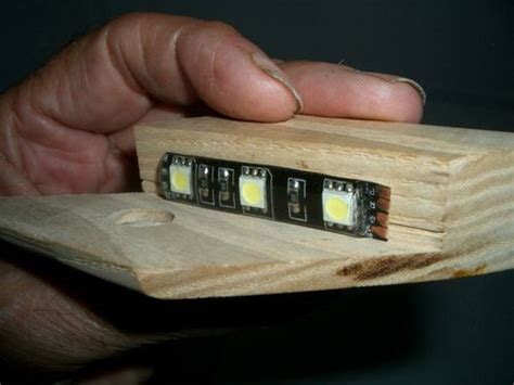 led lights for rv integrate a rv led light into your fantastic fan