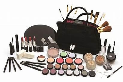 Makeup Kit Accessories Items Bag Cosmetics Beauty