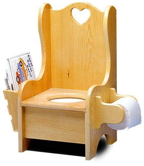Childrens Wooden Potty Chairs by R14 1322 Childrens Potty Chair Vintage Woodworking Plan