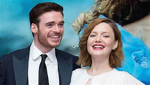 'Cinderella' Stars Richard Madden, Holliday Grainger ...