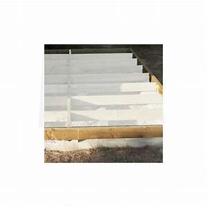Abri De Jardin En Kit : kit de soubassement pour abri de jardin en bois ~ Dailycaller-alerts.com Idées de Décoration
