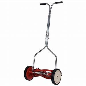 Great States U00ae 14 U0026quot  Reel Mower