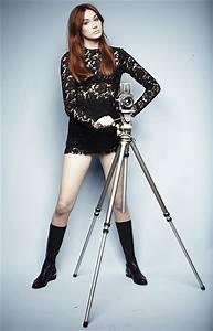 Exclusive pictures: Karen Gillan's Radio Times cover shoot ...