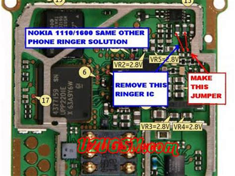 ringer not working nokia 1112 ringer buzzer problem solutions ways