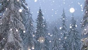 Christmas Wallpaper Moving Snow Falling - WallpaperSafari