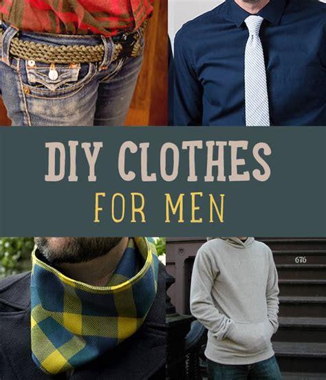 diy clothes  men diy projects craft ideas  tos