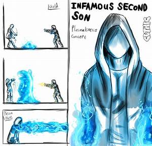 Infamous Second Son - Plasmakinesis concept art by Cethic ...