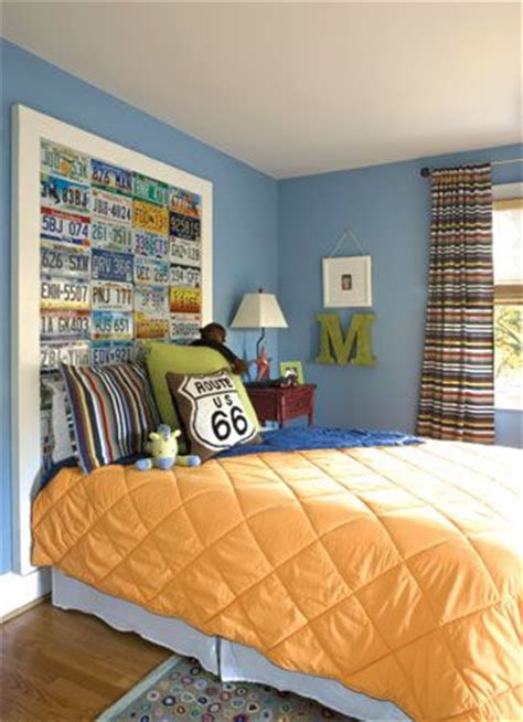 ls for teenage rooms 42 best license plate headboard decor images on