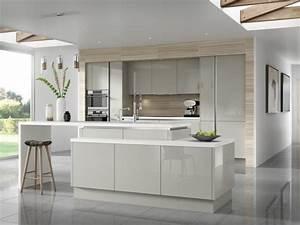 peinture cuisine gris clair 3 parquet tr232s clair et With peinture cuisine gris clair