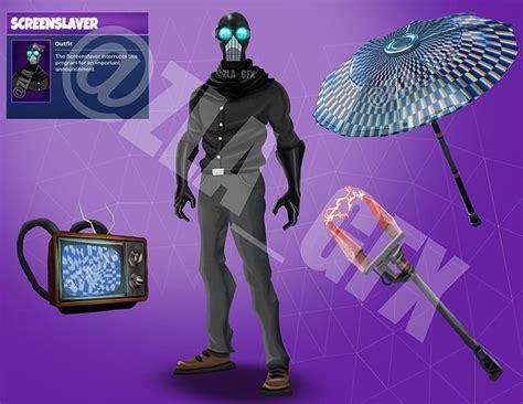 skin concept screenslaver fortnitebr