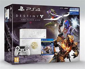 Limited Edition Destiny The Taken King PS4 Bundle Announced