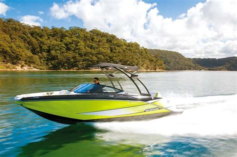 Scarab Boats 215 Review by Scarab 215 Ho Impulse Review