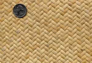 Pre Woven Chair Caning Kit by Image Gallery Herringbone Weave