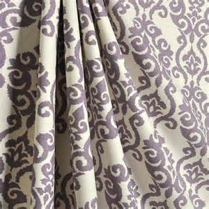 Waverly Fabric Curtain Panels by Two 50 Wide Rod Pocket Designer Curtain Panels By