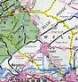 Caldwell County Map - North Carolina - North Carolina ...