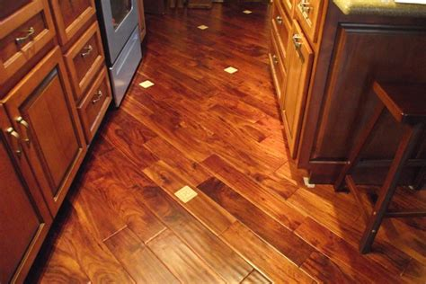 tile wood floor combination flooring ideas