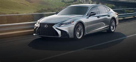 lexus ls luxury sedan luxury sedan