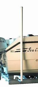 Boat Trailer 75 Inch Galvanized I