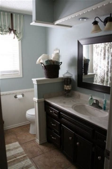 sherwin williams honest blue sw6520 bedroom pinterest toilets cabinets and bath