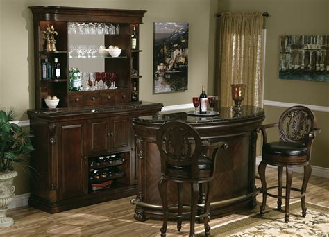 Wine Bar Furniture by Expressions Of Time Clockshops