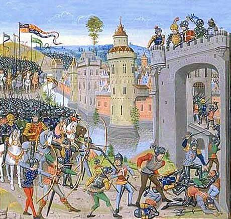 the siege of harfleur battle of agincourt