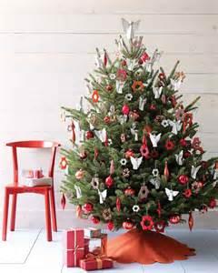 tree decorating ideas martha stewart